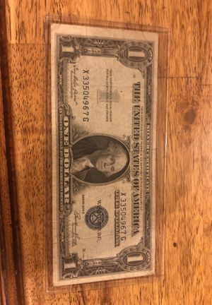 1935 E silver certificate for Sale in Kirksville, MO