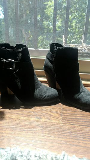 Black Banana Republic Womens Boots for Sale in Gaithersburg, MD