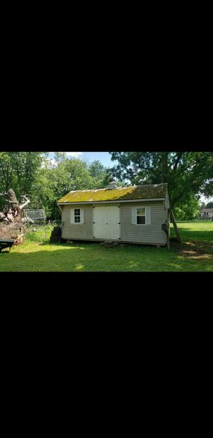 Shed insulated and wired for Sale in Silver Spring, MD