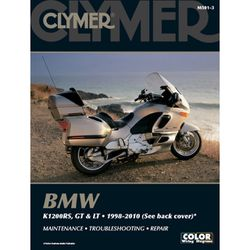 Clymer M501 Service Ship Repair Manual For BMW K1200RS/ GT/ LT for Sale in Anaheim,  CA