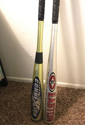 Baseball bats 32 in for Sale in Miami Beach, FL