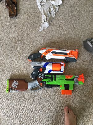 Nerf guns for Sale in Stevens Point, WI