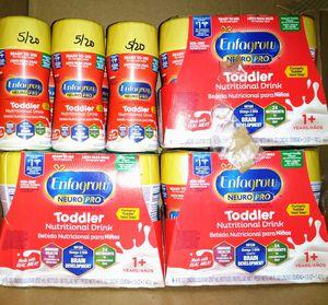 Enfagrow toddler /24, 8oz bottles for Sale in Commerce, CA