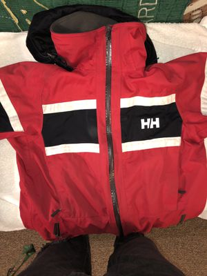 Helly Hansen Jacket sz small for Sale in Annandale, VA