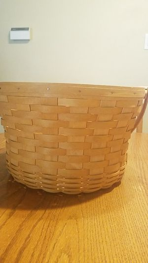 1998 Longaberger Large Fruit Basket for Sale in North Wales, PA