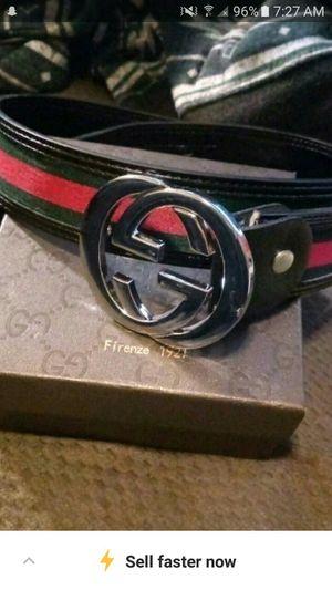 Gucci belt for Sale in Kingsport, TN