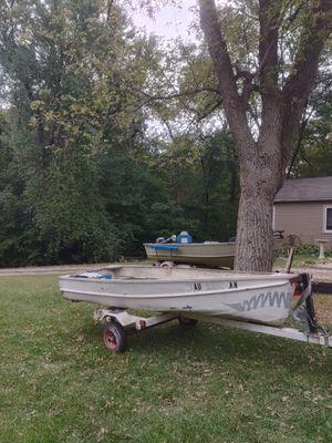 10 ft John boat for Sale in Lansing, KS