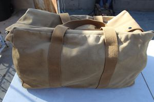 Canvas Duffle Bag for Sale in Ontario, CA