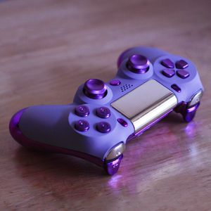 Purps - DUAL SHOCK 4 - Wireless Bluetooth Custom PlayStation Controller - PS4 / PS3 / PC for Sale in Riverside, CA