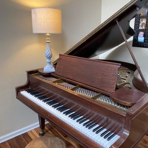 Chickering Antique Baby Grand Piano for Sale in Dacula, GA