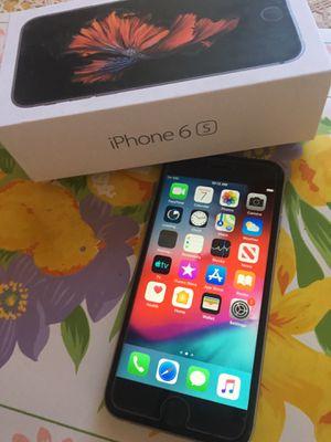 Perfect condition iphone 6s 32gb unlocked for metro pcs/tmobile/att/cricket/simple mobile/mexico. for Sale in Santa Ana, CA