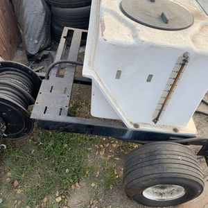 Water Carrier With Trailer for Sale in Lynwood, CA