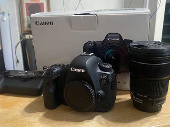 Canon 6D Mark II for Sale in Compton,  CA