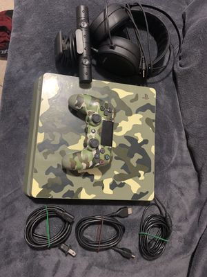 PlayStaition 4 Call Of Duty Limited Edition with no games for Sale in Bakersfield, CA