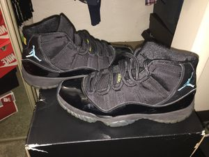 Jordan 11 retro gamma blue for Sale in Milton, MA