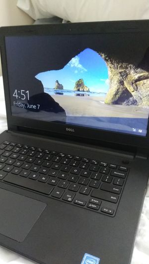 Dell laptop for Sale in Saint Petersburg, FL