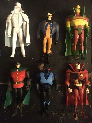120 Justice League JLU Batman animated action figures for Sale in Tempe, AZ