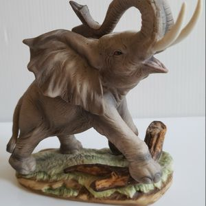 Lefton Elephant Porcelain Figurine KW5059 Japan Sculpture Statue for Sale in Washington, DC