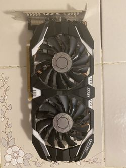 MSI GTX 1060 3GB Graphics Card for Sale in Lynchburg,  VA