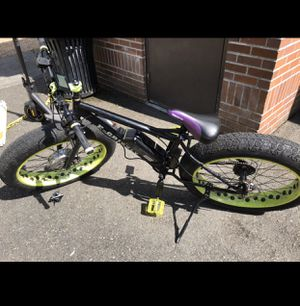 Fat tire electric bike for Sale in Federal Way, WA