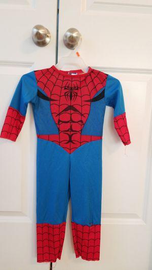 Halloween Costume-Spiderman for Sale in Alpharetta, GA