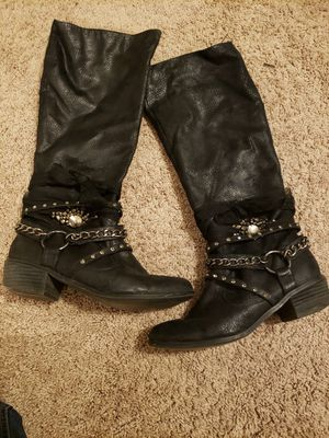 Womens black boots for Sale in Beaverton, OR