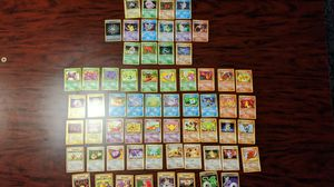 Near complete Pokemon team rocket set for Sale in MIDDLEBRG HTS, OH