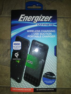 BUNDLE DEAL!!! ROKU streaming stick +, JBUDSAIR EAR BUDS, AND ENERGIZER ULTIMATE WIRELESS CHARGER for Sale in Beaverton, OR