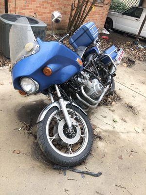 Suzuki motorcycle for Sale in Dallas, TX
