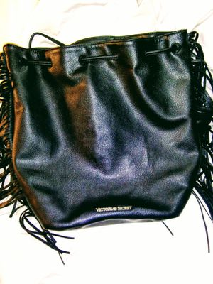 Victoria's Secret Leather Backpack Bag for Sale in Dallas, TX