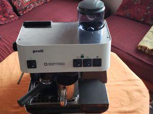 Estro Profi Espresso Machine with Bean Grinder for Sale in Oakland, CA