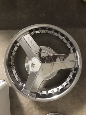 22 inch CEO Blades 22s Rims for Sale in Houston, TX