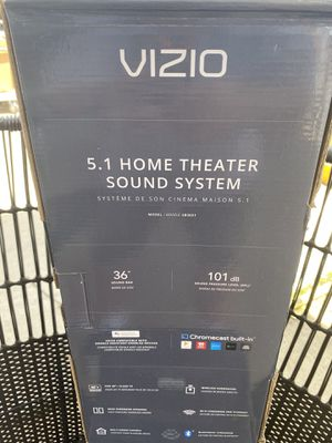 Visio 5:1 home theater sound system for Sale in Bristol, TN