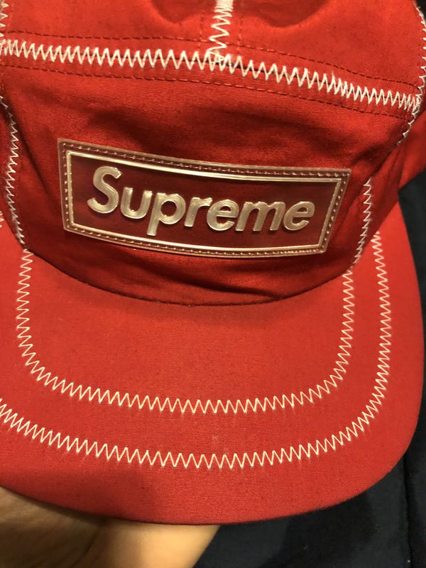 Supreme camp hat