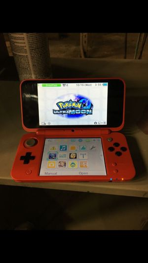 2ds limited edition pokeball for Sale in Houston, TX