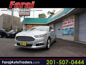 2013 Ford Fusion for Sale in Rutherford, NJ