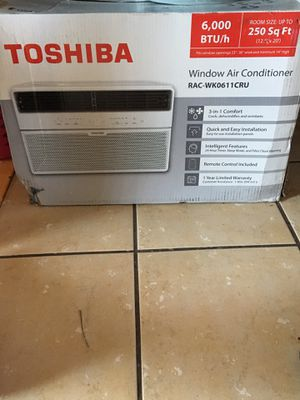 Toshiba Air Conditioner for Sale in Baldwin Park, CA