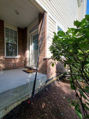 Garage door opener / support for Sale in Darien, IL