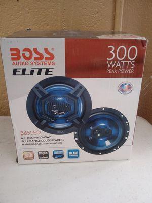Boss 300 Watt Speaker Set for Sale in Norfolk, VA