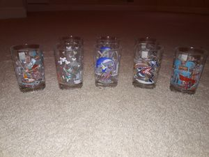 8- Disney collectible glass! for Sale in Virginia Beach, VA
