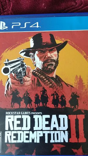 Red dead redemption 2 for Sale in Grand Prairie, TX