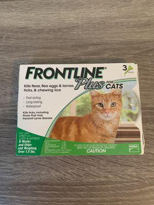 Frontline Cat Flea & Tick for Sale in Franklin, TN