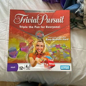 Trivial Pursuit for Sale in Lakewood, NJ