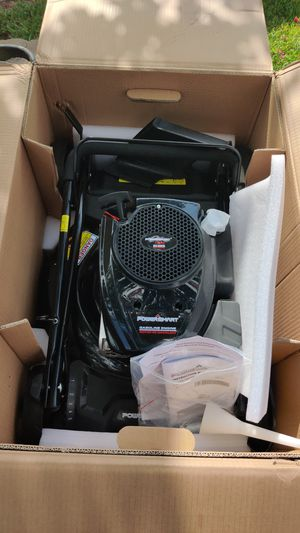 Lawn mower powersmart. push for Sale in Houston, TX