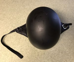 Bell M Motorcycle Half Helmet, barely used for Sale in Tulalip, WA