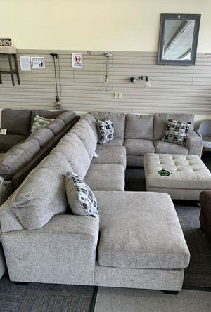 Brand new in the box                     SPECIAL] Ballinasloe Platinum RAF Sectional for Sale in Jessup, MD