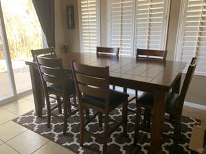 Table and Rug for sale for Sale in Riverside, CA