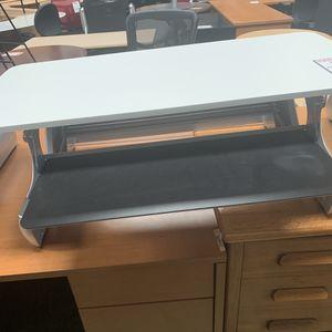 Desk top riser for Sale in Oakland, CA