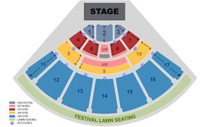 Dave Matthews Band 3 Tickets 7/24 for Sale in Tampa, FL