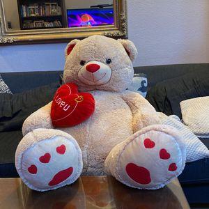 Huge Teddy Bear!! Brand New for Sale in Yorba Linda, CA